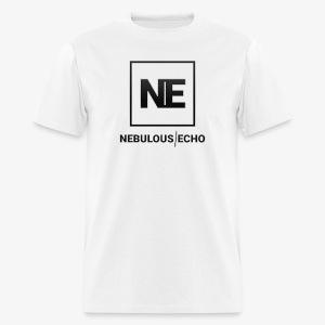 nebulous|echo Logo Tee - Men's T-Shirt