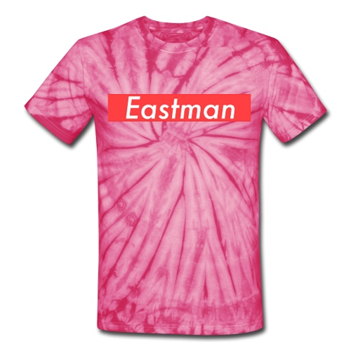 Eastman Tie-Diy shirt - Unisex Tie Dye T-Shirt