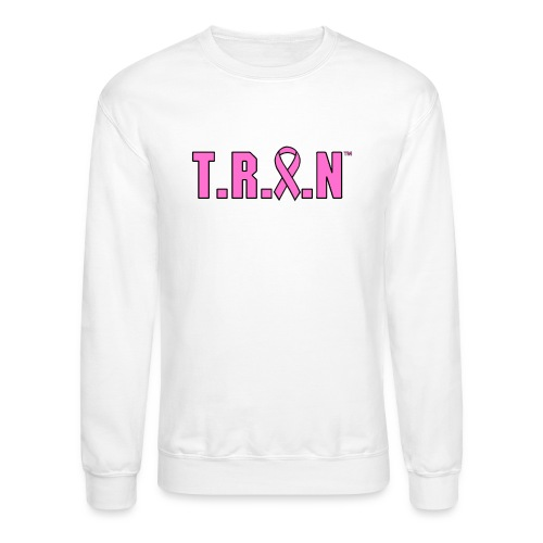 Unisex Breast Cancer Awareness Sweatshirt - Crewneck Sweatshirt
