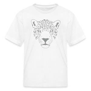 animal t-shirt jaguar cougar cat puma tiger panther leopard cheetah lion - Kids' T-Shirt