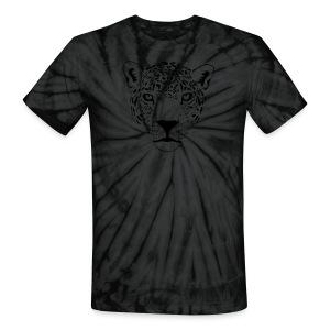 animal t-shirt jaguar cougar cat puma tiger panther leopard cheetah lion - Unisex Tie Dye T-Shirt