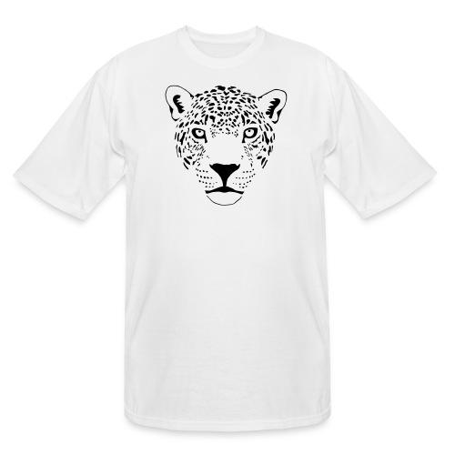 animal t-shirt jaguar cougar cat puma tiger panther leopard cheetah lion - Men's Tall T-Shirt