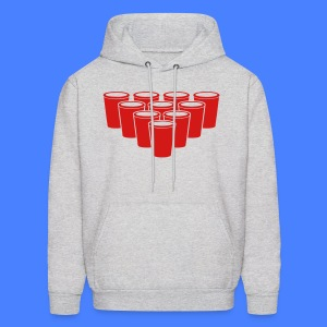 Beer Pong Cups - stayflyclothing.com Hoodies - Men's Hoodie