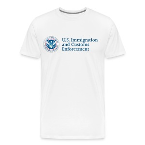 Immigration and Customs Enforcement - Men's Premium T-Shirt
