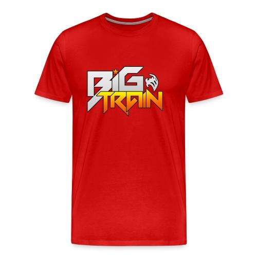 Big Train Special Edition Logo Tee - Men's Premium T-Shirt