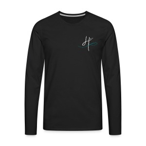 Men's Team 4HER Long Sleeve Shirt - Men's Premium Long Sleeve T-Shirt