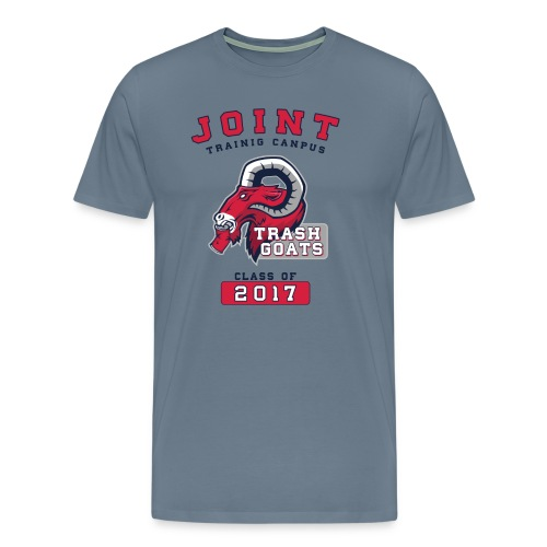 Trash Goats Alt T - Men's Premium T-Shirt