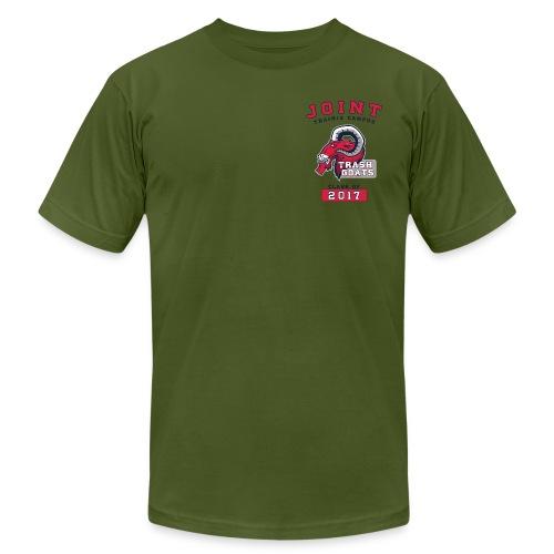 Trash Goats Patriot T - Men's Fine Jersey T-Shirt