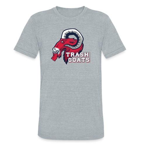 Trash Goats Minimalist T - Unisex Tri-Blend T-Shirt