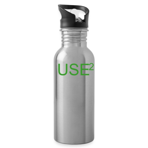 Use Squared - Water Bottle