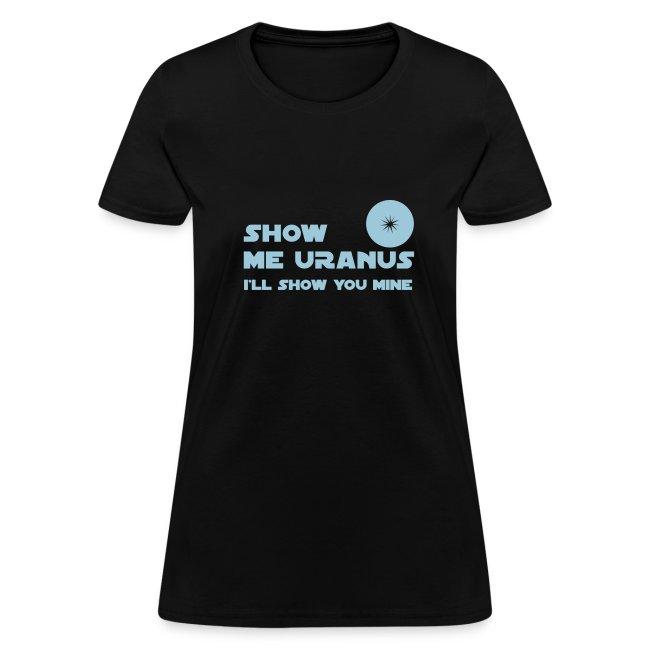 Show Me Uranus