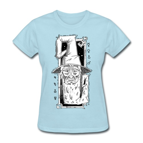 Wizard - Women's T-Shirt