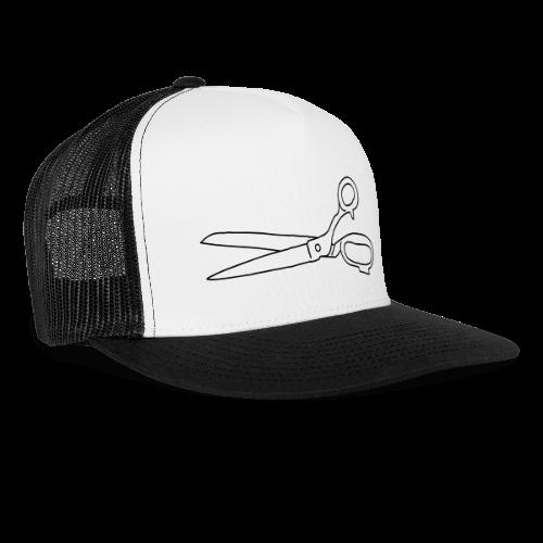 SCISSORS - Trucker Cap