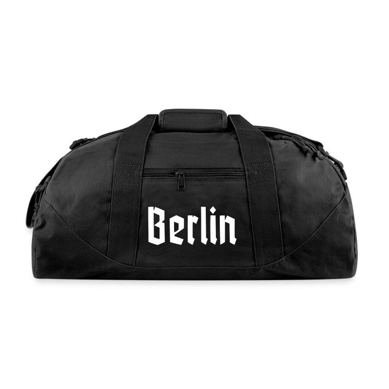 Duffel Bag BERLIN Fracture Font