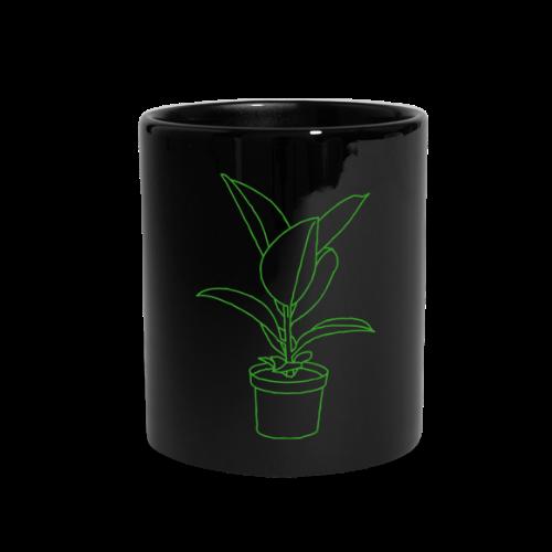 Rubber tree / Houseplant - Full Color Mug