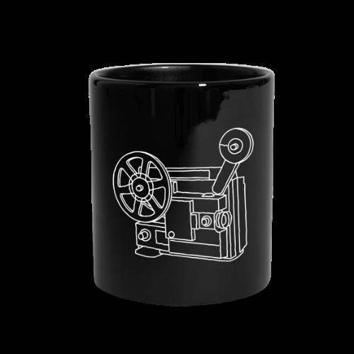 Movie Projector Super 8 - Full Color Mug