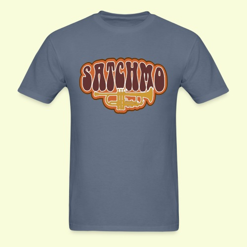 Satchmo - Men's T-Shirt