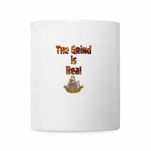 The Grind is Real Coffee Mug - Coffee/Tea Mug
