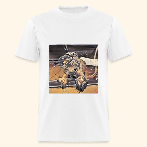 Wet Cat Meme Tee - Men's T-Shirt