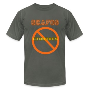 NO Creepers - Men's Fine Jersey T-Shirt