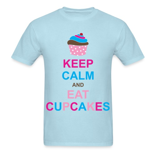 Cupcake - Men's T-Shirt