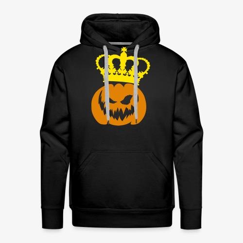 DeadlyPsyko's Pumpkin King Hoodie - Men's Premium Hoodie