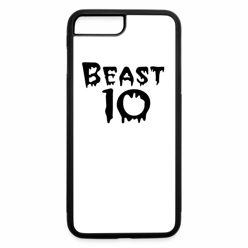 Beast 10 Halloween Phone Case 7/8 Plus - iPhone 7 Plus/8 Plus Rubber Case