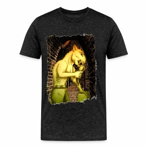 Gargoyle Man  - Men's Premium T-Shirt