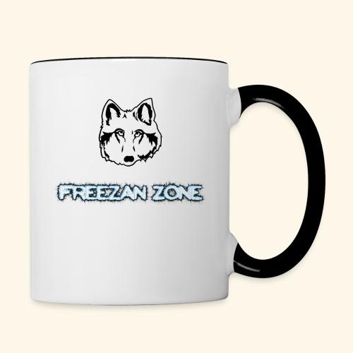 Freezan Zone Mug - Contrast Coffee Mug