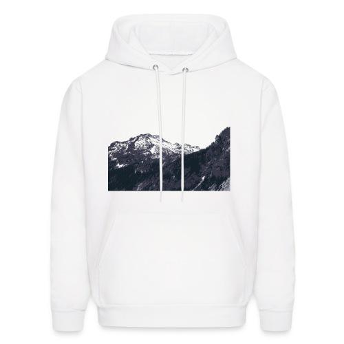 Mountains - Men's Hooded - Men's Hoodie