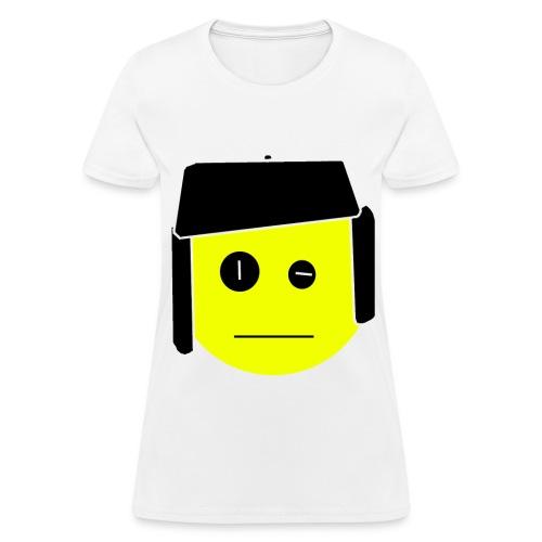 BLANK FACE T-Shirt - Women's T-Shirt