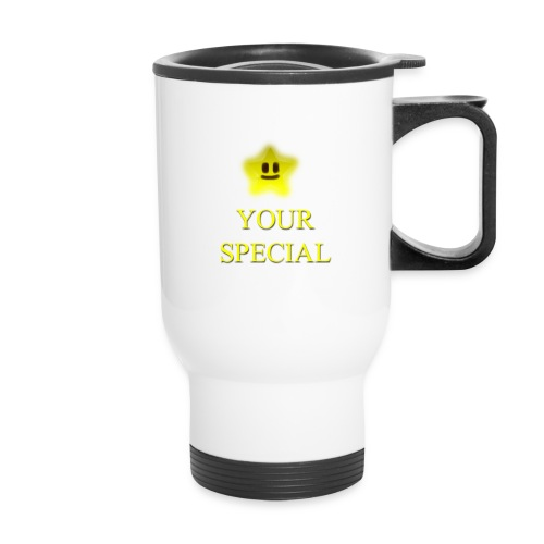 Your Special! =) Mug - Travel Mug