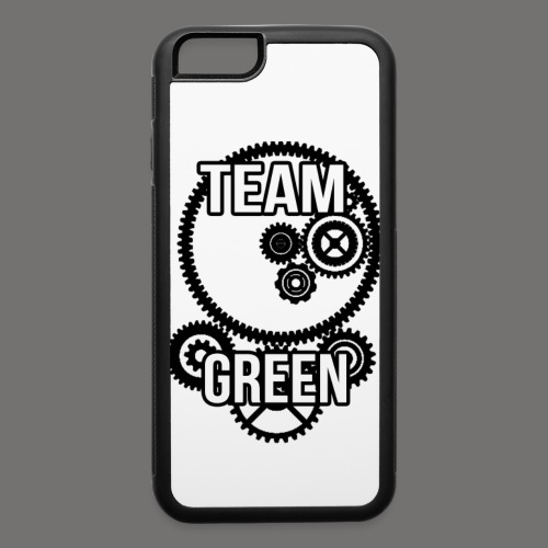 Greenish Team Green Steampunk 6/6s Case - iPhone 6/6s Rubber Case