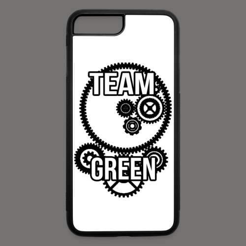 Greenish Team Green Steampunk 7/8 Plus Case - iPhone 7 Plus/8 Plus Rubber Case