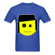 T-Shirts ~ Men's T-Shirt ~ BLANK FACE T-Shirt
