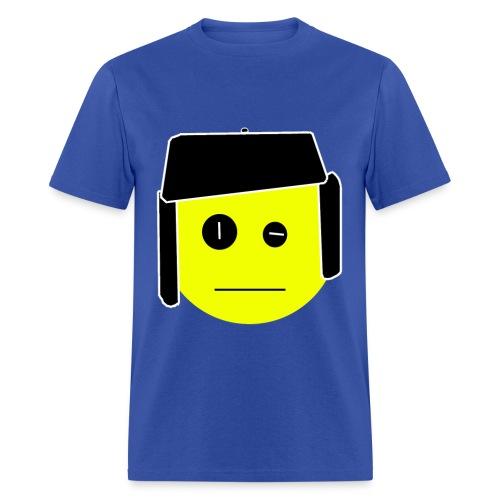 BLANK FACE T-Shirt - Men's T-Shirt