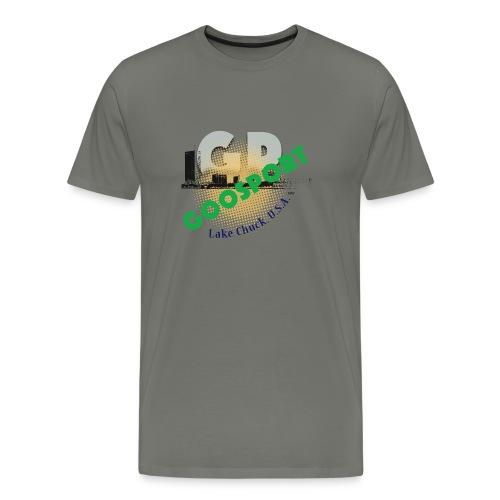 Lake Chuck, USA  - Men's Premium T-Shirt