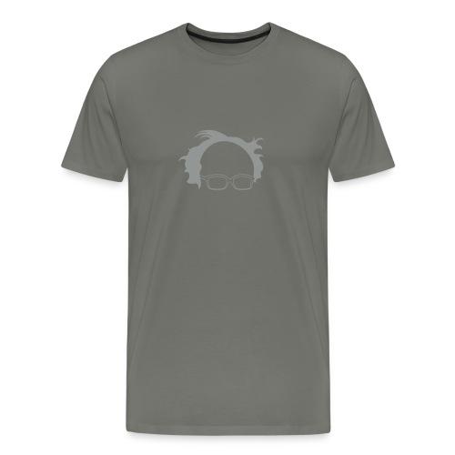 * Bernie : Revolution * (velveteen.print)  - Men's Premium T-Shirt