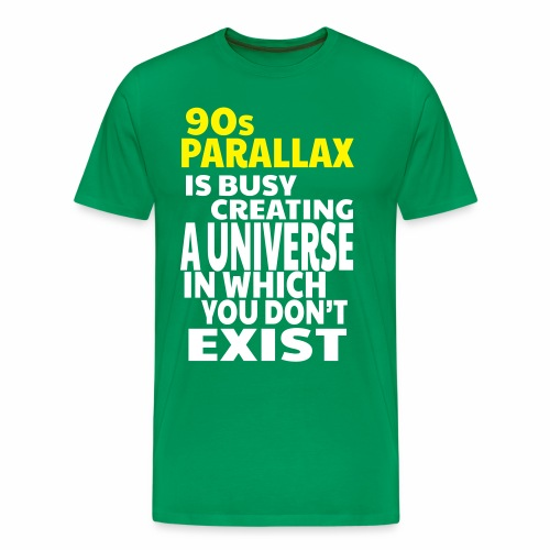 90s Parallax T-Shirt - Men's Premium T-Shirt