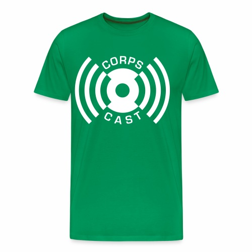 Corps Cast T-Shirt - Men's Premium T-Shirt