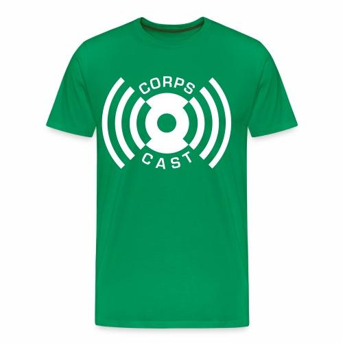 Corps Cast T-Shirt - Men's Premium T-Shirt