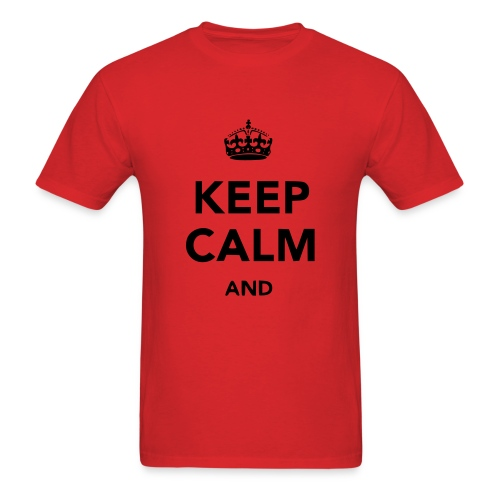 Trust Wenger - Men's T-Shirt