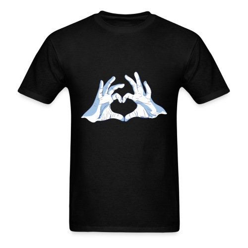 Bale Heart Celebration - Men's T-Shirt