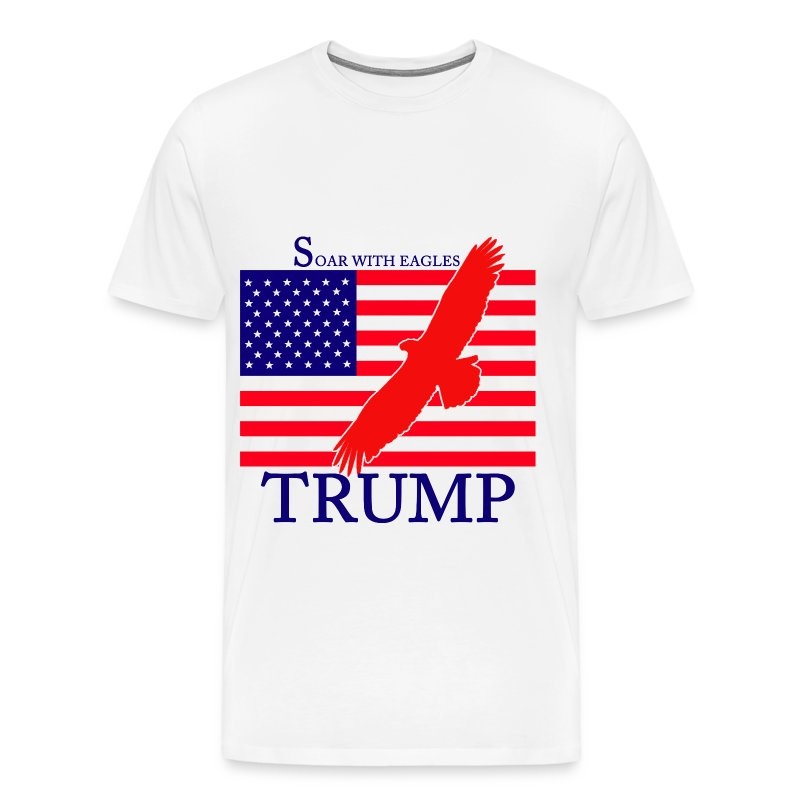 Soar with Trump - Men's Premium T-Shirt