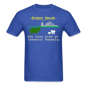 Temporal Anomaly standard shirt - Men's T-Shirt