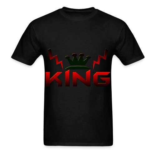 King's Tee! - Men's T-Shirt