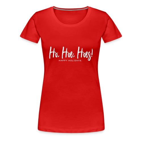 Holiday Tee - Women's Premium T-Shirt
