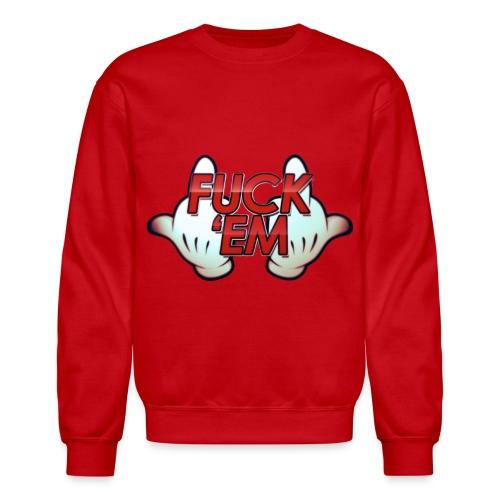 Rock Paper Scissors  - Crewneck Sweatshirt