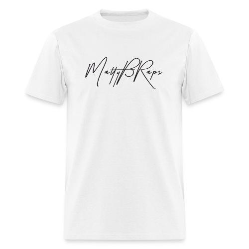 Unisex MattyB Signature - Men's T-Shirt