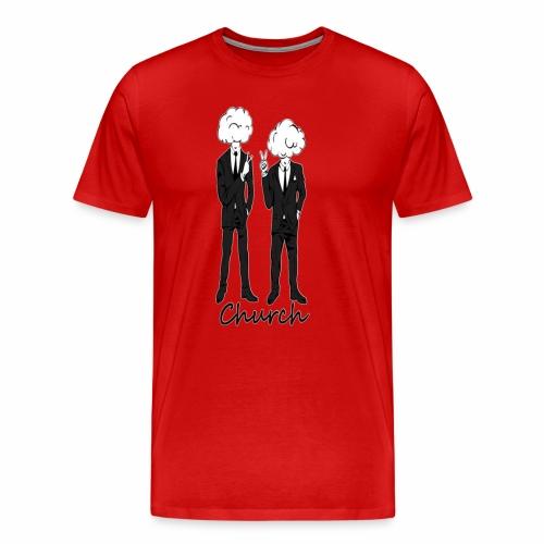 T.Y. RED  - Men's Premium T-Shirt